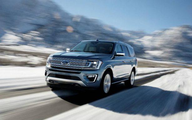 Ford Expedition 2018 estrena look pensando siempre en la familia