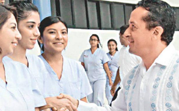 Ponen en servicio la Clínica Laboratorio de la Universidad Politécnica en Quintana Roo