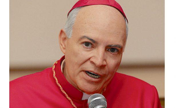 Cardenal mexicano, Carlos Aguiar Retes, asumirá guía de parroquia en Roma