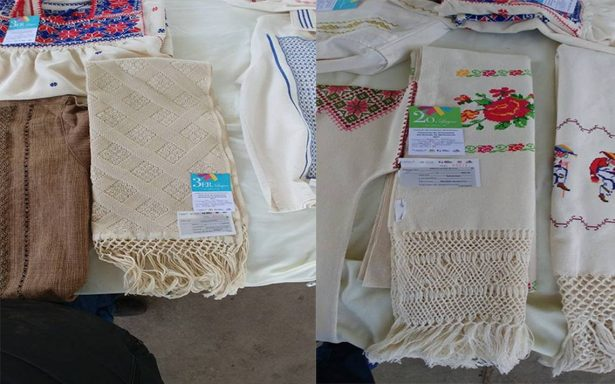 Premian a tejedoras artesanales en Michoacán