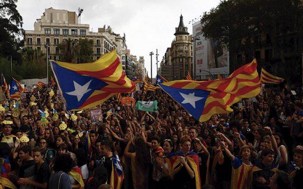 La ONU llama evitar reprimir el referendúm de separación en Cataluña