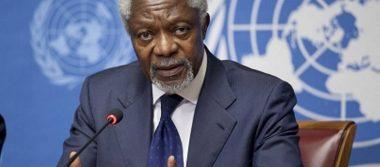 Muere Kofi Annan, exsecretario general de la ONU