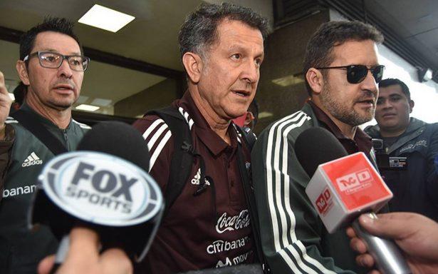 Juan Carlos Osorio se dijo satisfecho por el desempeño de los futbolistas tras partido ante Bosnia