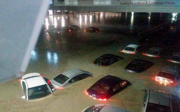 Nuevo León con afectaciones por incesantes lluvias