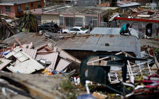 Trump autoriza que barcos extranjeros lleven suministros a Puerto Rico
