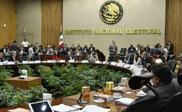 INE pospone discusión sobre regulación de spots por falta de acuerdos
