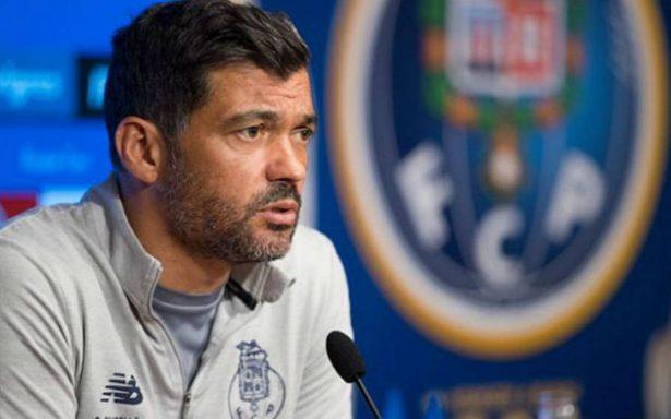 ¡Técnico del Porto estalla contra Juan Carlos Osorio!