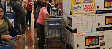 Aumentan las ventas al menudeo: INEGI
