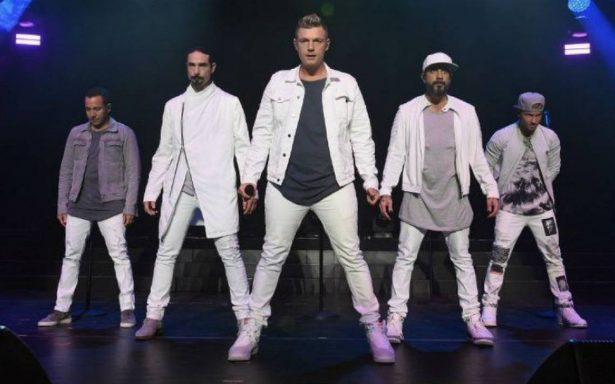 Tormenta deja 14 heridos en concierto de Backstreet Boys en EU