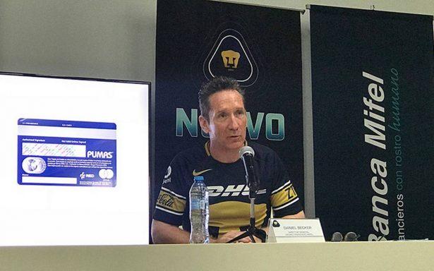 Rodrigo Ares seguró que los proyectos logrados en Pumas son por el bien de la institución