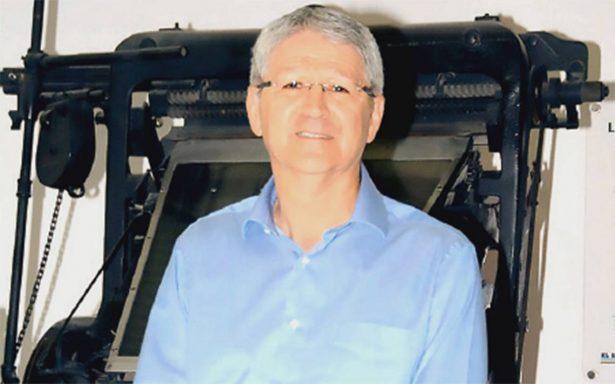 Somos parte de una comunidad: Emilio Sánchez, director general de la agencia de noticias EFE