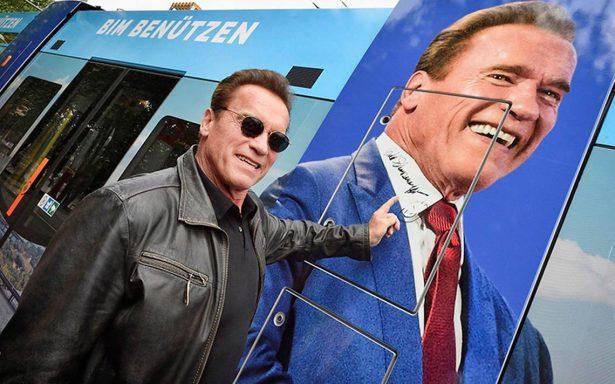 Schwarzenegger podría salvar a las tortugas con ¡un autógrafo!