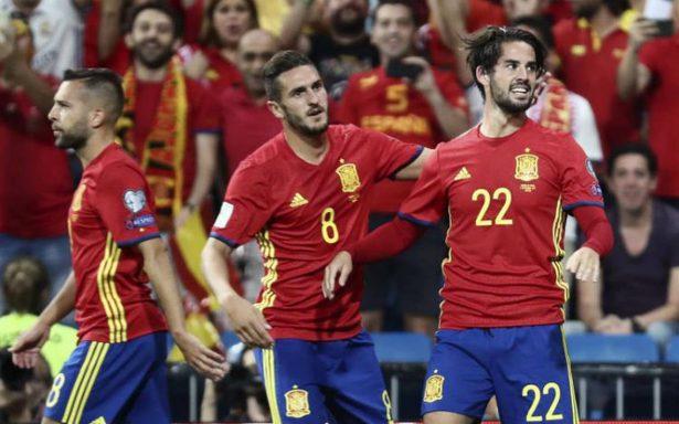 Con doblete de Isco, España vence a Italia y se acerca a Rusia 2018