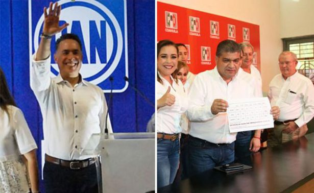 PAN asegura que triunfó en Coahuila; PRI aplaza festejo hasta resultados