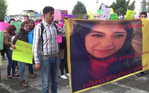 Hallan muerta a joven desaparecida desde septiembre en el Edomex