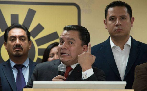 PRD podría cambiar de nombre y siglas, afirma Manuel Granados