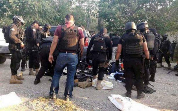 Busca Tamaulipas a 17 criminales