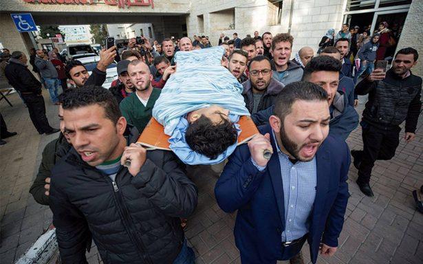 Palestina asegura a EU que Jerusalén no está en venta