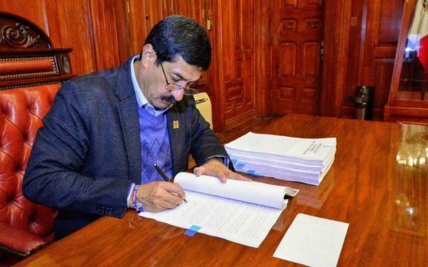 Javier Corral impugna Ley de Seguridad Interior