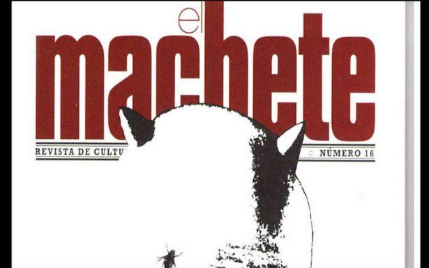 """Para conmemorar 100 años de la Revolución Rusa, regresa """"El Machete"""""""