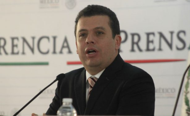 Renuncia Humberto Castillejos como Consejero Jurídico de Presidencia