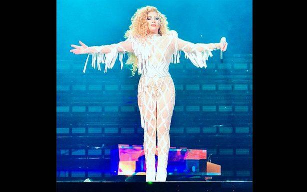 Lady Gaga cantando ¿Titanic?: Celine Dion desea hacer dueto