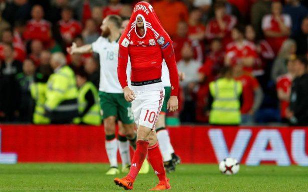 Gales y Garreth Bale se quedan sin Mundial