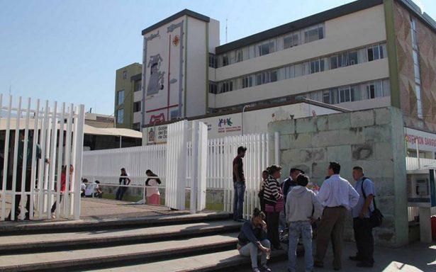 Detienen a guardia por robo de bebé en Oaxaca