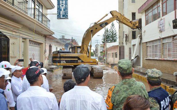 Reconstrucción arrancó en el Istmo