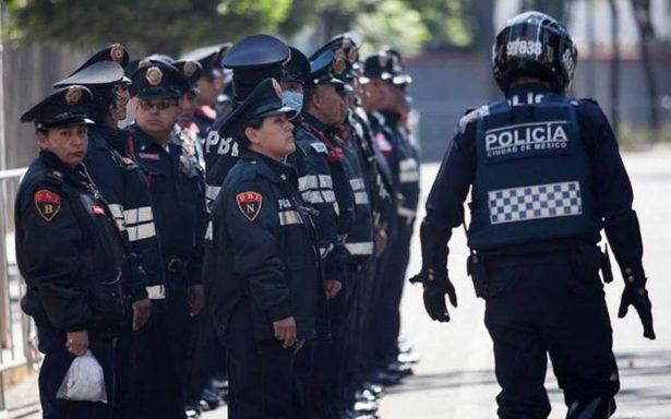 Con 28 mil elementos, Policía vigilará regreso a clases en la CDMX