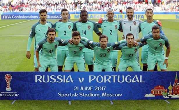 Portugal busca golear a Nueva Zelanda