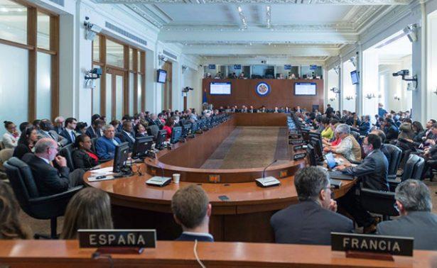 Confirman que Tillerson participará en Asamblea General de la OEA en Cancún