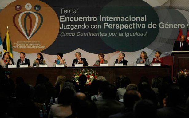 Mayor participación de la mujer en política, provocó nuevos esquemas de violencia contra ellas: SCJN