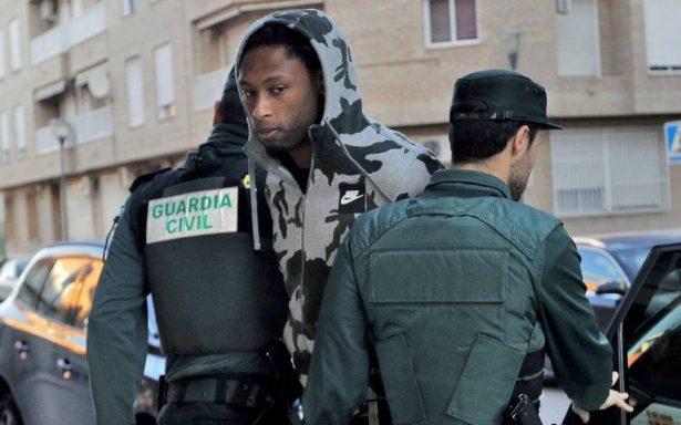 Encarcelan a jugador del Villarreal acusado de homicidio