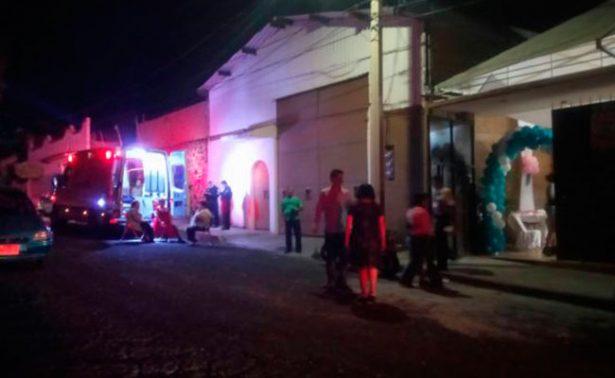 Asaltan en Cuernavaca a invitados de Baby Shower