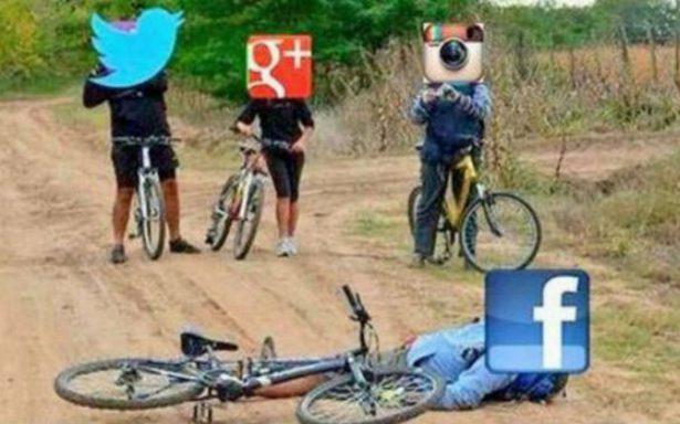 ¡No eres tu! Facebook se cae a nivel mundial