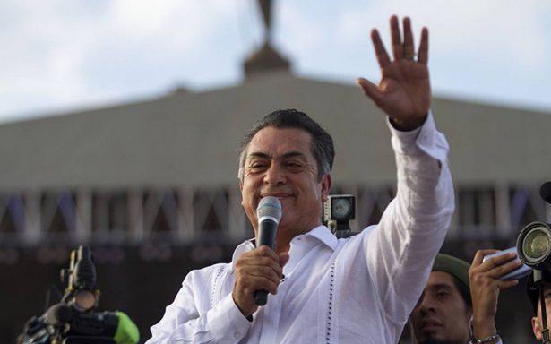 El Bronco cierra campaña en Monterrey