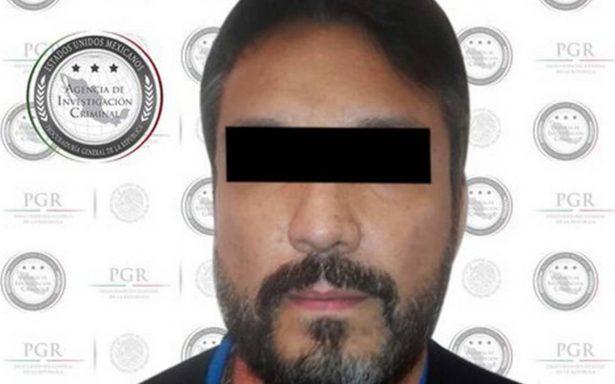 """Detienen en CDMX a """"El Ejote"""", operador de Los Beltrán Leyva"""