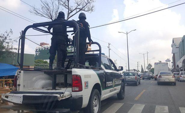 Déficit de policías en prácticamente todo el territorio de Tamaulipas