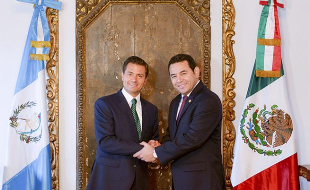 México atenderá abuso de migrantes de Guatemala: Peña Nieto