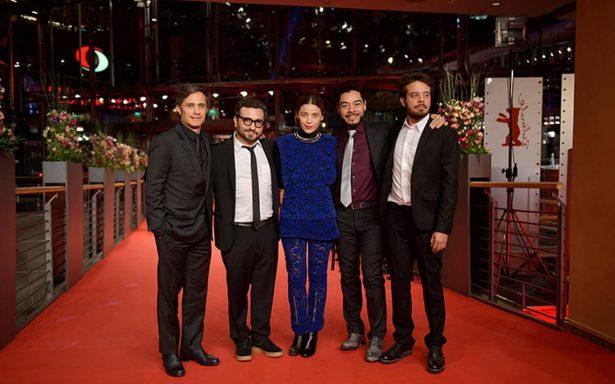 """Se presenta con gran éxito el filme mexicano """"Museo"""" en la Berlinale"""