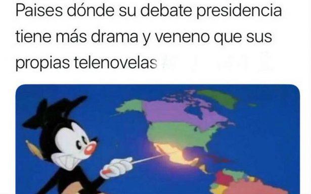 Acá los mejores memes del antes, durante y después del segundo debate