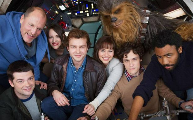 """""""Han Solo: una historia de Star Wars"""" será estrenada en Festival de Cannes"""