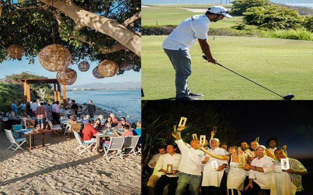 Encuentro culinario y deportivo en Punta Mita