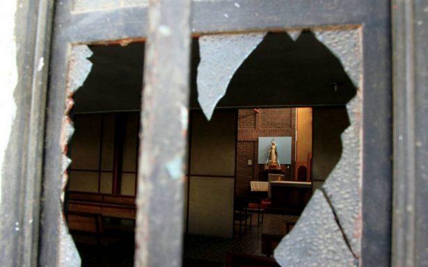 En menos de 24 horas, queman cinco iglesias en Chile ante visita del Papa
