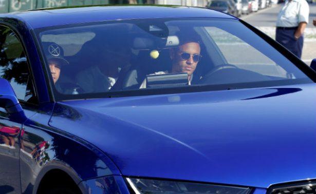 Neymar se despide del Barcelona para marcharse al PSG