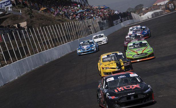 González, satisfecho con el décimo en la Nascar Challenge