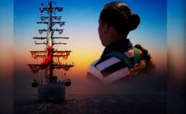 Semar homenajea en video a la cadete que cayó al mar en la India