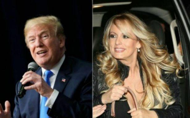 Juez pospone decisión en demanda de actriz porno contra Trump
