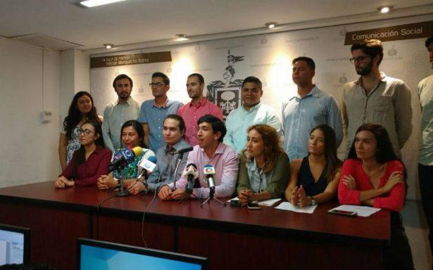 Pedro Kumamoto pide licencia para buscar candidatura al Senado